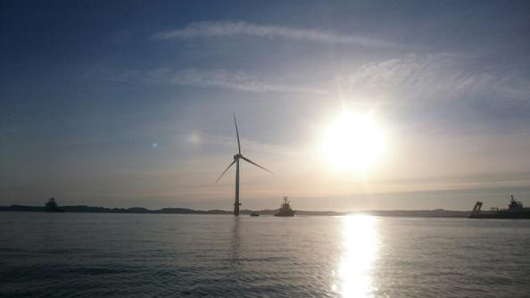 Offshore vind – Gi oss en flytende pilotparknå!